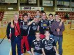 Foto formazione della G.S. Volley Under 16