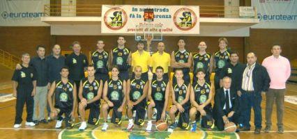 Foto della Cestistica San Severo 2007-08